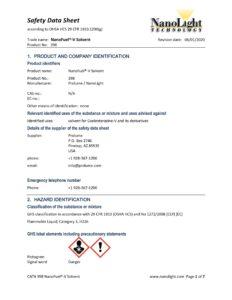 398_NanoFuel-V Solvent_SDS_06-2020