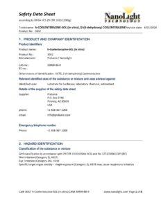 3032_hCTZ-SOL (in vitro)_SDS_06-2020